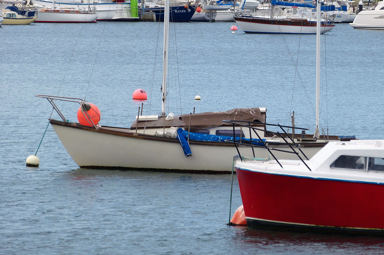 Moorings New installations/servicing. MAST require your mooring to be serviced AT LEAST every 2 years.