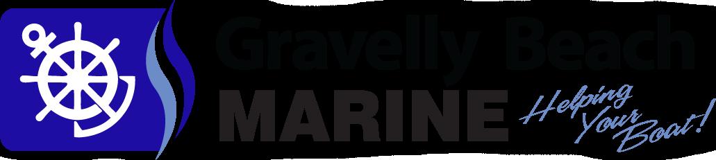Gravelly Beach Marine Logo